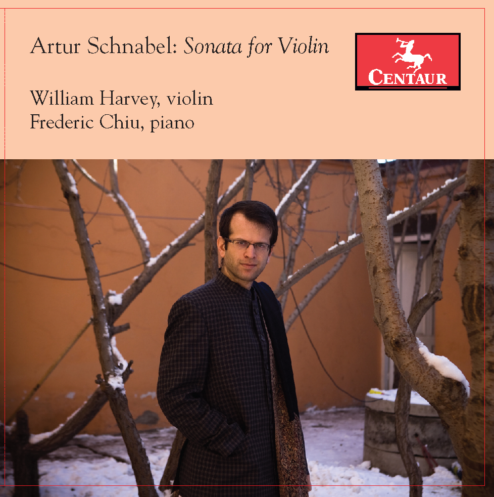 Artu Schnabel Violin Solo Sonata played by William Harvey.